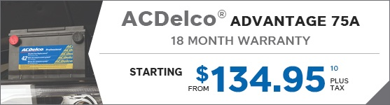 ACDelco AdVantage 75A