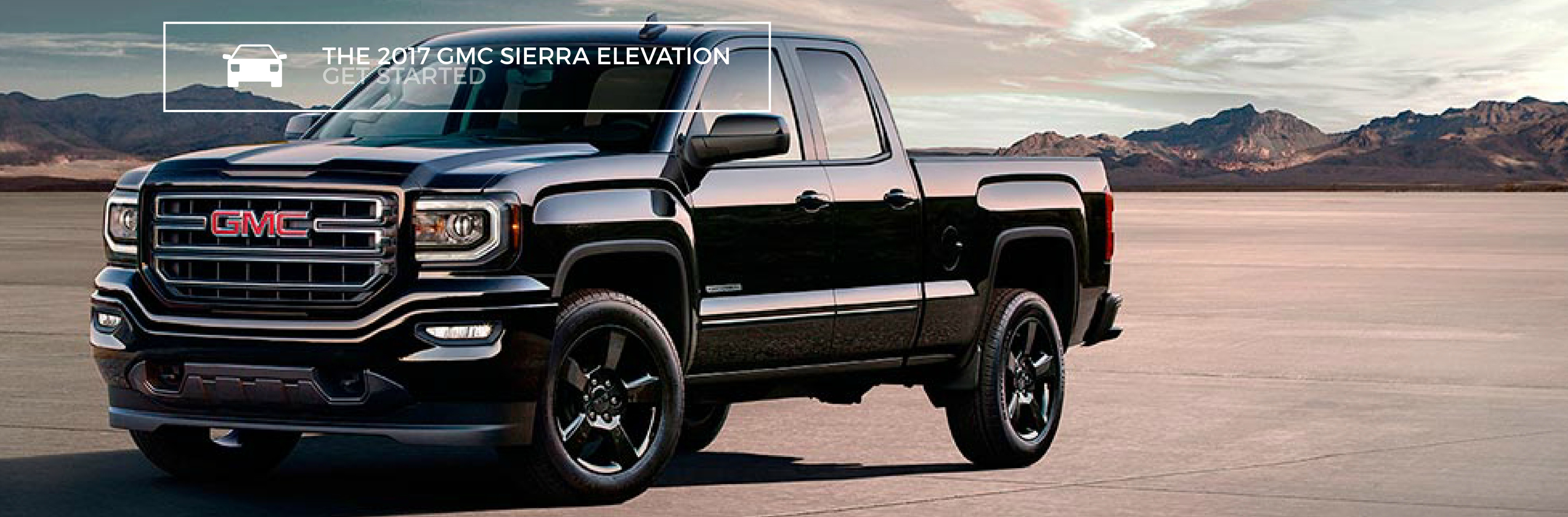 GMC Sierra Elevation 2017-01lr