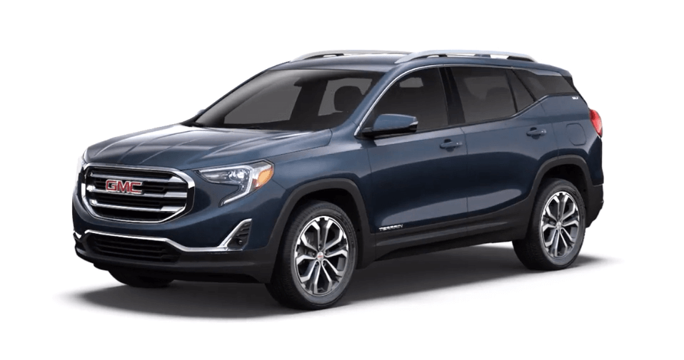 Build and Price your 2019 GMC Terrain.