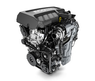 1.6L Diesel Turbocharged engine.